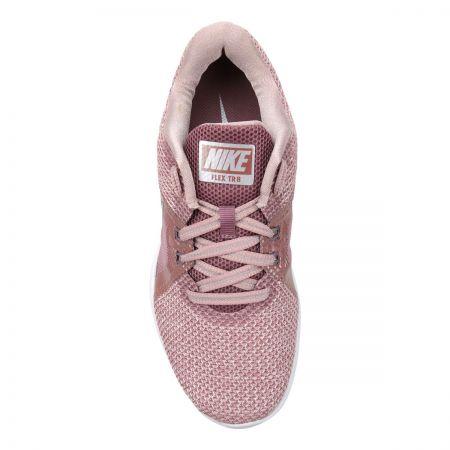 Tenis Nike Flex Trainer 8 Premium Rosa Antigo