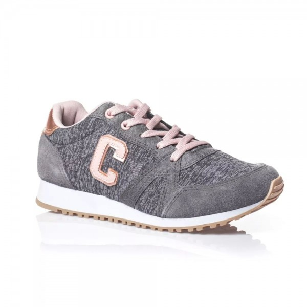 bedc738f34 Tênis Coca Cola Shoes California Girl Mescla